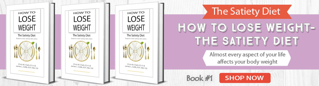 How to Lose Weight - The Satiety Diet. Book #1